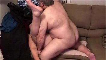 Fat couple on cam