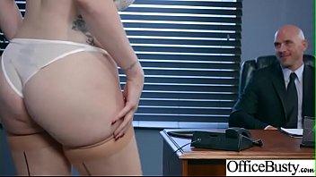 Hardcore Intercorse With Huge Juggs Office Girl (Lauren Phillips) mov-21