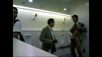 JAPANESE CUM IN TOILET 9 Min