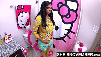 4k Shy DaughterInLaw Msnovember Painfully Becomes A Woman Tonight After Sexual Intercourse With StepDad Big Cock Smashing Her Arched Back And Spreading Her Ebony Pooter Open After Pissing on Sheisnovember