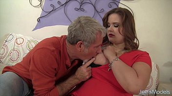 Big Tit Bbw Takes A Thick Cock