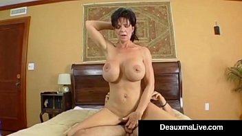 Mature cum shot videos Texas cougar deauxma gets nice hard juicy wet ass pounding
