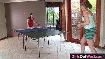 Aussie lesbians lick hairy cunts and assholes 12 min