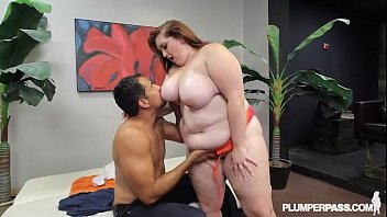 New BBW Amateur Curious Clover Fucks For First Time
