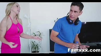 Seduced BY My Hot Gold-Digging Step| Famxxx.com Thumbnail