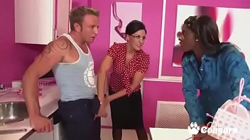 Lissa Love Shares Her Boytoys Cock With Jasmine Webb