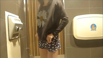 Teen Getting Naked In Public Restroom - SeeMyPussy.online