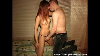 Sex 2nd base - Real teen couple lovemaking mary