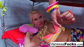 Vanessa And Natasha Nice Have A Wild Lesbian Jail Adventure