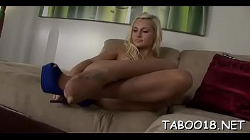 Engaging barely legal sweetie Charli Shiin gets tough experience