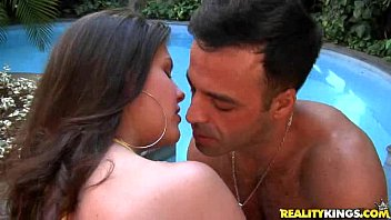 Hot Latina Fabyane was a hell of a freak in Itty Bitty Bikini by MikeInBrazil video