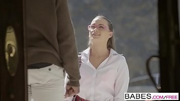 Babes - Black is Better - (Kacey Lane) and (Rob Piper) - Testing the Professor 8 min