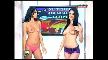 Ina naked news - Goluri si goale ep 7 gina si roxy romania naked news