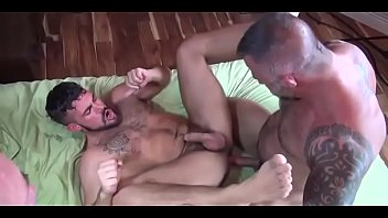 DADDY HAIRY FAT COCK.MP4