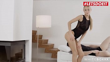 WHITE BOXXX - #Nancy A - Ukrainian Teen Wants To Play A Hot Domination Game With Her Lover
