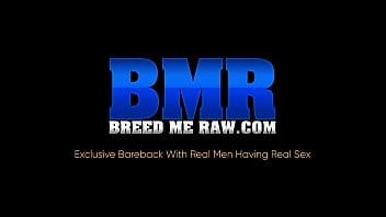 BREEDMERAW Bottom Gay Fucked By Brad Kalvo And Hugh Hunter