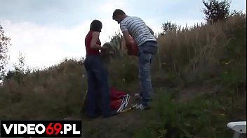 Polskie porno - Spotkanie z naturystką