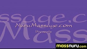 Nuru Massage Ends With A Hot Shower Fuck 8