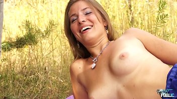 Photographs breasts - Fake photographer use innocent model and fuck her public when shooting her