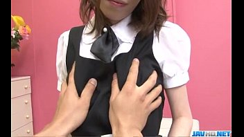 Japan maid Nao Kojima craves for her masterґs dick