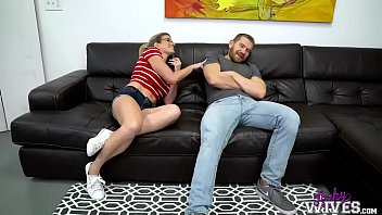 Busty stepmom let stepson fuck her pussy - Cory Chase