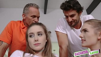 Laney Grey, Natalie Knight In Dick Swap In party