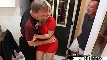 Dirty ds sluts wife training - Big tit russian blonde wifey fucked