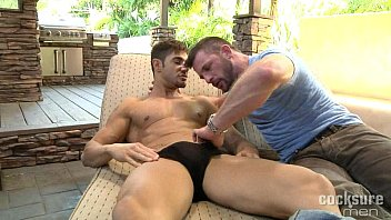 Pictures morgan 1980 gay porn - Hot flip-flop fucking on terrace