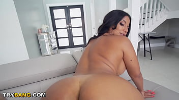 Rose Monroe Plants Her Latin Big Ass On Preston Parker's Cock