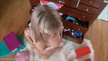 Tatianna Loves Anal Dildo Masturbation 7 min