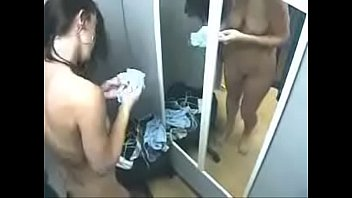 black sex slave porn DiamondGirlCams.com - dressing room hidden cam