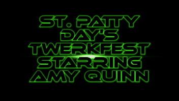 St. Patty Day's Twerkfest by Quinn Studios