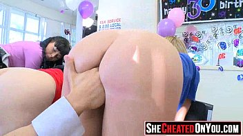 33 These women cheat with strippers 58 7 min