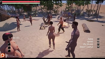 Jenny Goes Fucking Around - Wild LIfe game 19分钟