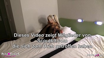▶▶ German Teen Anni Suprise Stranger with Fuck to save Money ◀◀