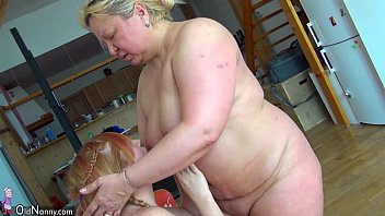 Sexy old mature woman lesbians - Oldnanny bbw senior fucking with sexy lesbian girl