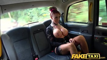 Fake Taxi Sexy busty tattooed Milf stripper wants big black cock porn thumbnail