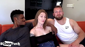 Pax And Bryce Enjoy Anal Play And Riley's Fat Ass Together!