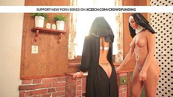 Sex politics and religion Catholic nuns enjoying hot sex