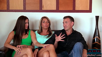 Married couple with a GF want a professional sextape of them 3 together