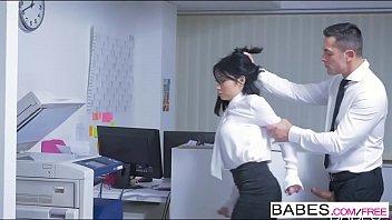 Office Obsession - The Secretary  starring  Rina Ellis clip porno izle