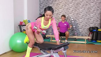 Fit Asian Pors Water On Stunning Body