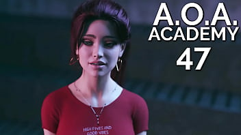 A.O.A. Academy #47 • Having fun with the girls