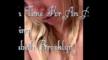 Bath Time for An Angel starring Elizabeth Brooklyn