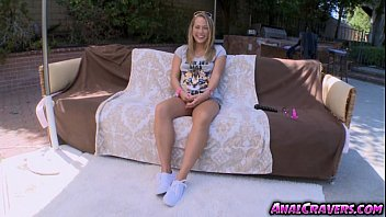 OMG! Carter Cruise gets several anal orgasms in this scene!