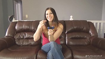 Recording Your Teenie Weenie For My Friends - Kylie Jacobsx