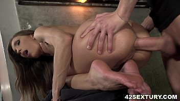 Old dick clark - Veronica clark getting her asshole pounded hard