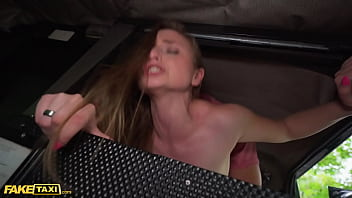 Fake Taxi Cheeky Sexy Passenger Lady Bug Gets Fucked