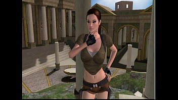 Lara croft sexy dance naked Lara croft fucked by a demon at 3dsexvilla2
