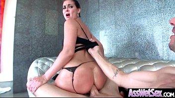 Curvy Big Butt Girl (Brittany Shae) Enjoy Hardcore Anal Sex Action movie-11